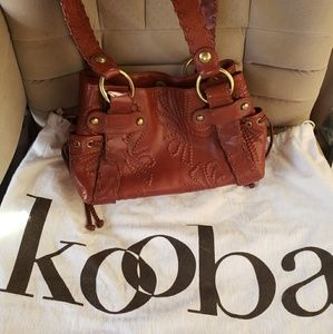 Kooba authentic sienna purse with dust bag